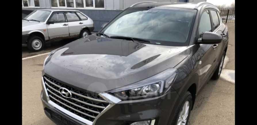 Hyundai Tucson, 2019 год, 1 624 000 руб.
