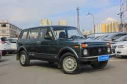 Челябинск 4x4 2131 Нива 2010