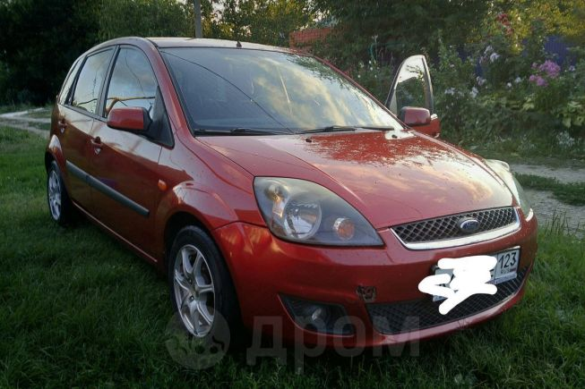 Ford Fiesta, 2006 год, 235 000 руб.