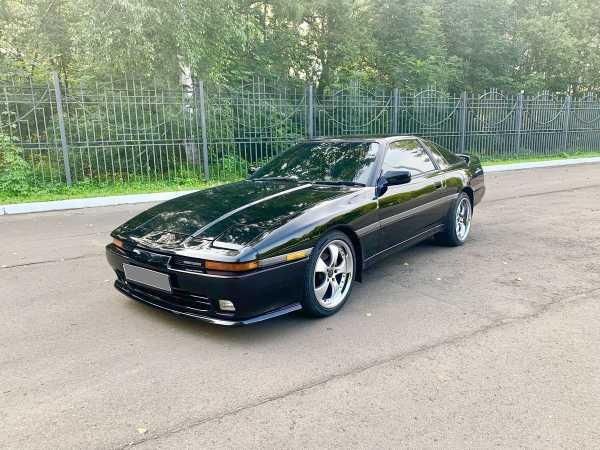 Toyota Supra, 1990 год, 520 000 руб.