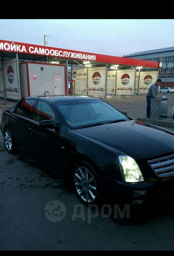 Cadillac STS, 2005 год, 600 000 руб.