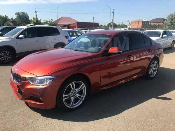 BMW 3-Series, 2017 год, 1 990 000 руб.