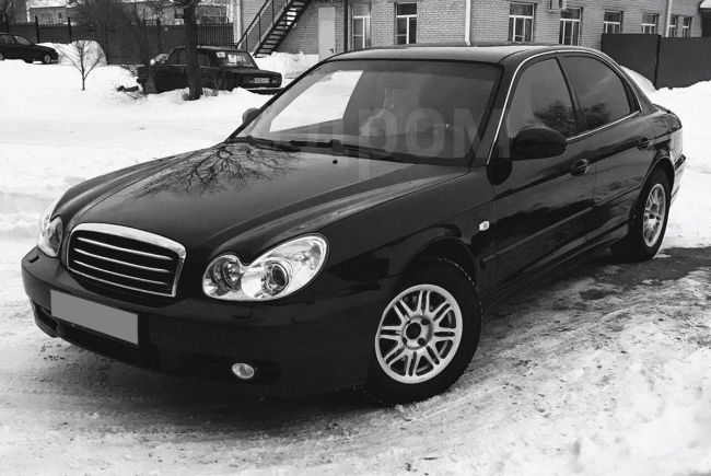 Hyundai Sonata, 2004 год, 330 000 руб.