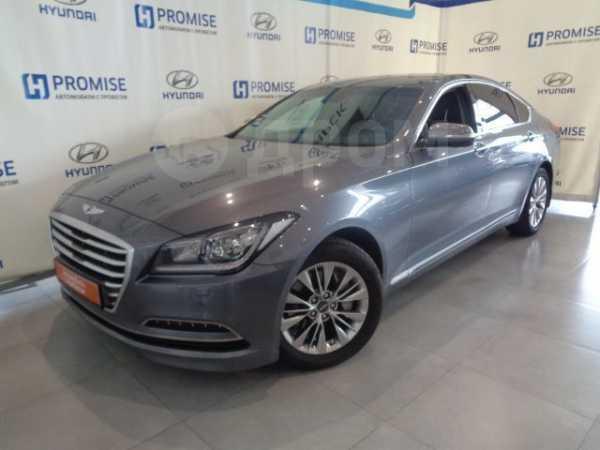 Hyundai Genesis, 2014 год, 1 195 000 руб.