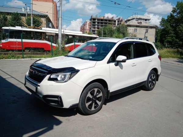 Subaru Forester, 2018 год, 1 990 000 руб.