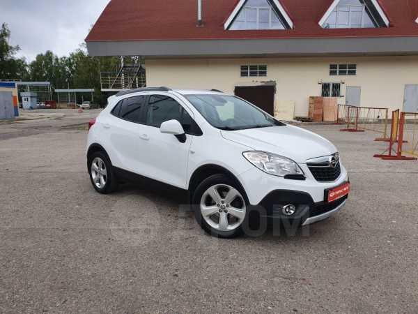 Opel Mokka, 2014 год, 699 000 руб.