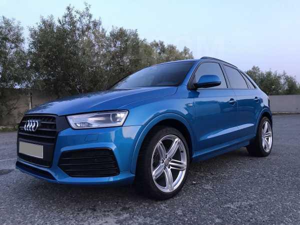 Audi Q3, 2016 год, 1 680 000 руб.