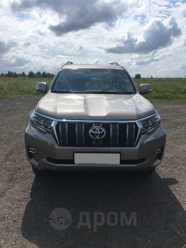Toyota Land Cruiser Prado, 2018 год, 3 600 000 руб.