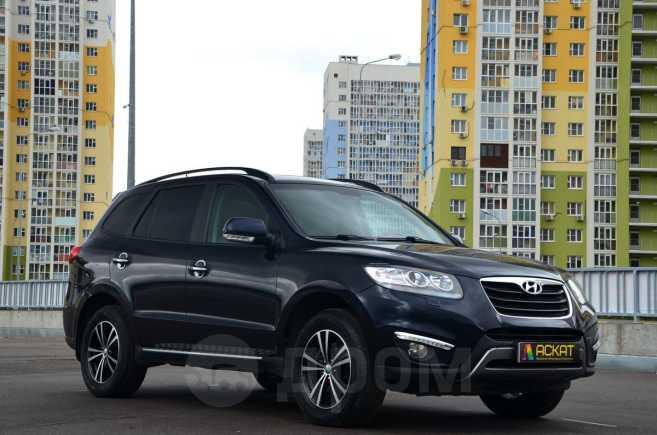 Hyundai Santa Fe, 2012 год, 986 000 руб.