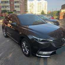 Омск CX-9 2018