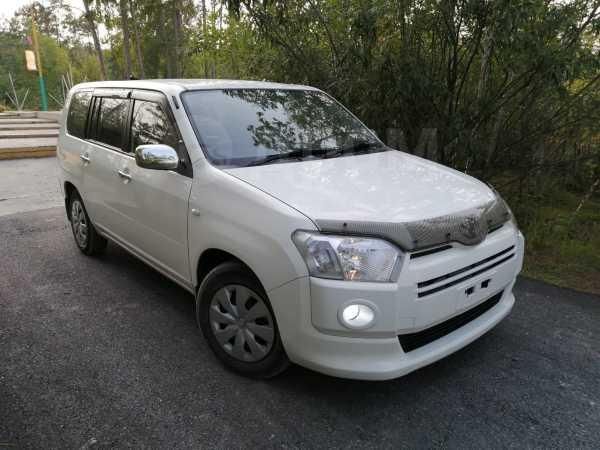 Toyota Succeed, 2015 год, 675 000 руб.