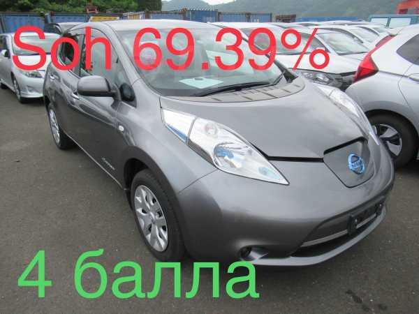Nissan Leaf, 2013 год, 407 000 руб.