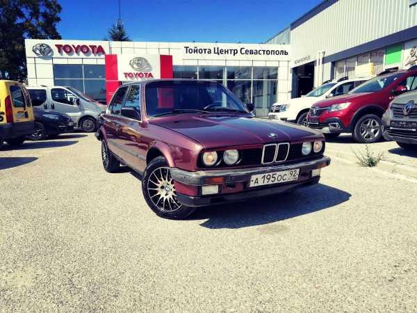 BMW 3-Series, 1987 год, 130 000 руб.