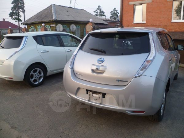 Nissan Leaf, 2012 год, 453 000 руб.