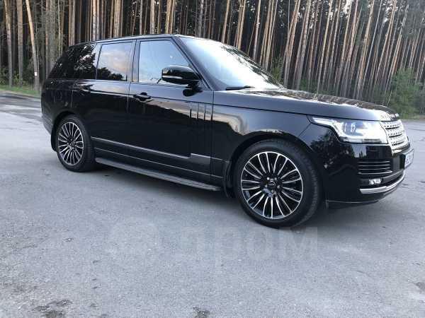 Land Rover Range Rover, 2014 год, 3 780 000 руб.