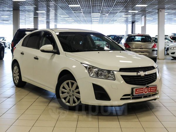 Chevrolet Cruze, 2014 год, 499 500 руб.