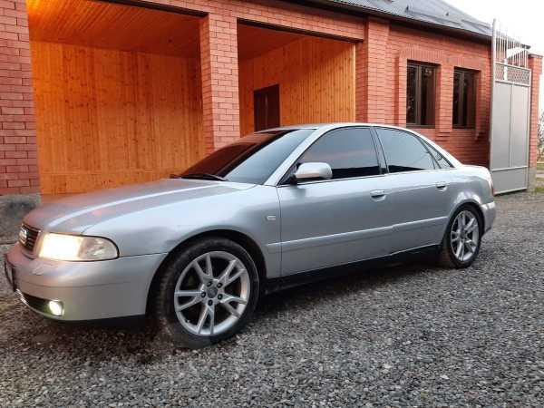 Audi A4, 1998 год, 165 000 руб.