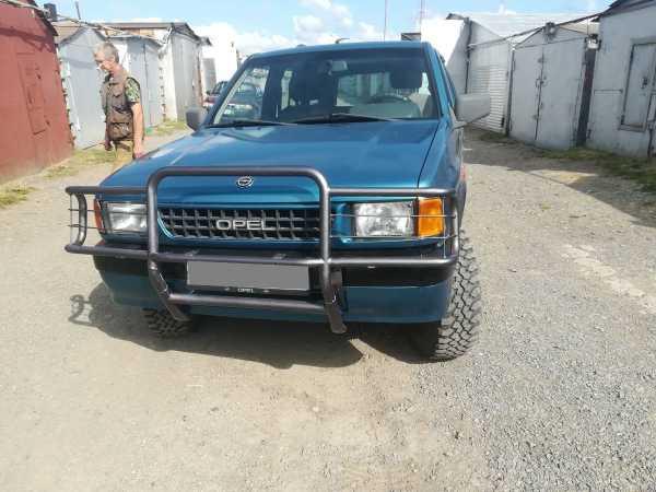 Opel Frontera, 1993 год, 230 000 руб.