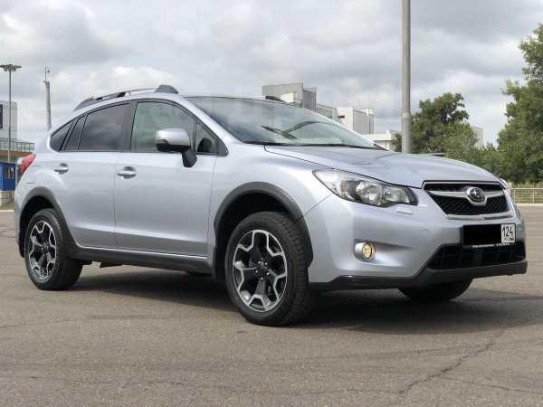 Subaru XV, 2014 год, 1 135 000 руб.
