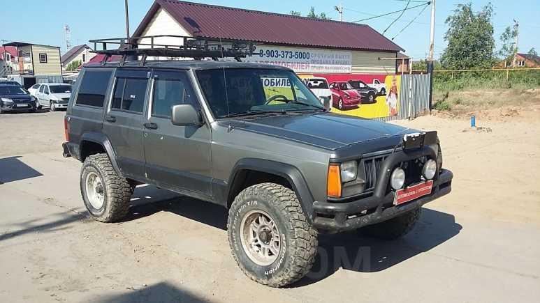Jeep Cherokee, 1989 год, 218 000 руб.