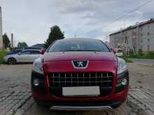Сыктывкар Peugeot 3008 2012