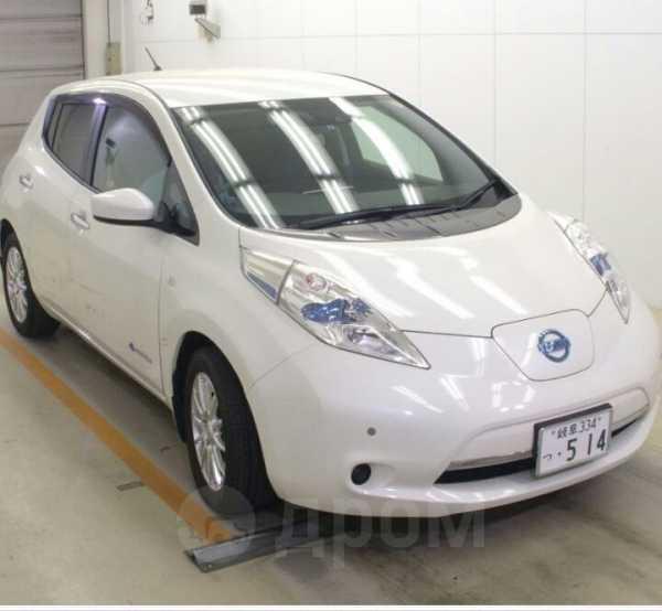 Nissan Leaf, 2016 год, 990 000 руб.