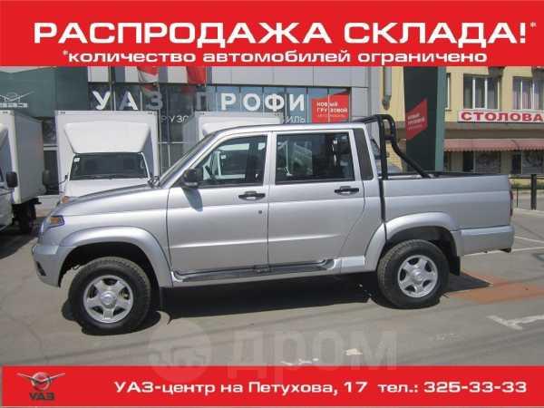 УАЗ Пикап, 2018 год, 800 000 руб.