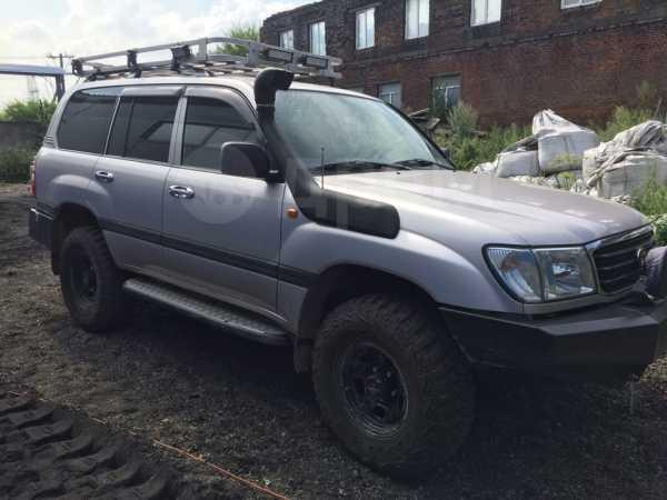 Toyota Land Cruiser, 1998 год, 1 900 000 руб.