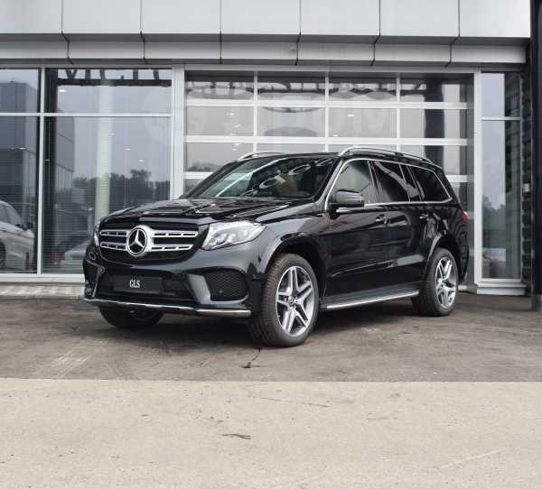 Mercedes-Benz GLS-Class, 2019 год, 6 990 000 руб.