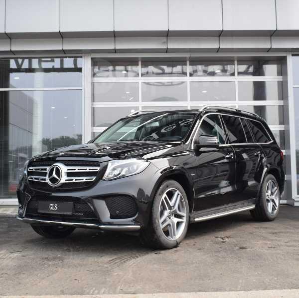 Mercedes-Benz GLS-Class, 2019 год, 6 190 000 руб.