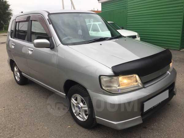 Nissan Cube, 2001 год, 199 000 руб.