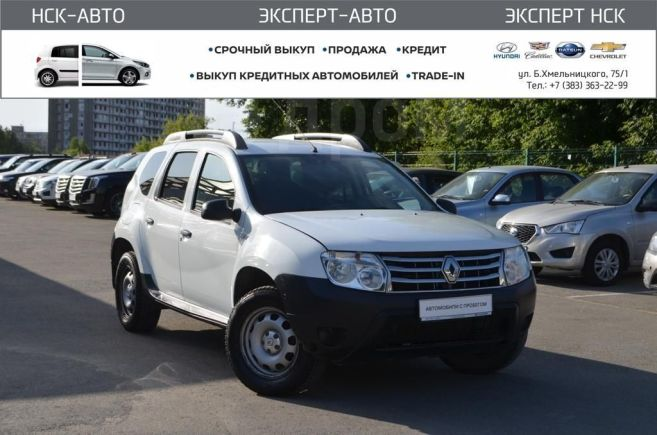 Renault Duster, 2014 год, 505 000 руб.
