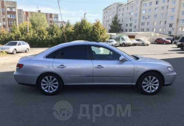 Hyundai Grandeur, 2008 год, 600 000 руб.