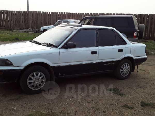 Toyota Corolla, 1987 год, 85 000 руб.