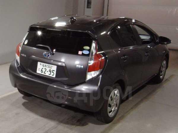Toyota Aqua, 2014 год, 455 000 руб.