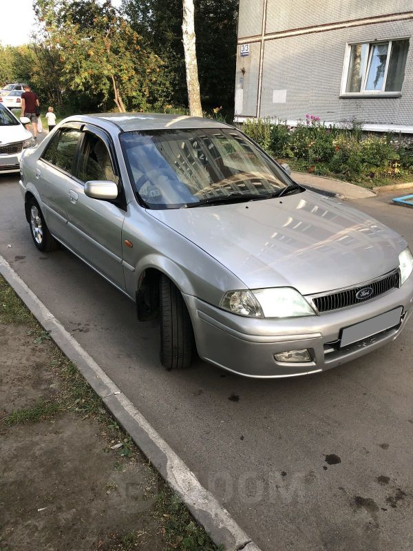 Ford Laser, 2003 год, 160 000 руб.
