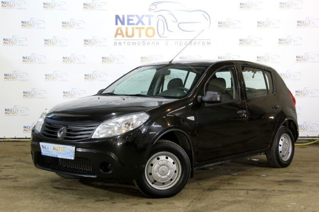 Renault Sandero, 2011 год, 293 000 руб.