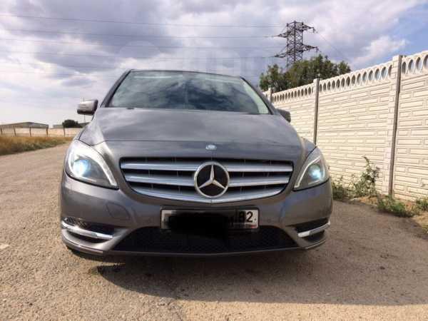 Mercedes-Benz B-Class, 2012 год, 699 999 руб.