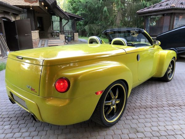 Chevrolet S10, 2003 год, 2 000 000 руб.