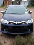 Toyota Corolla Axio, 2016 год, 799 000 руб.