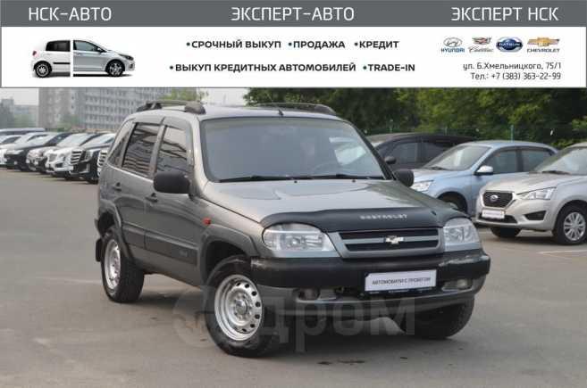 Chevrolet Niva, 2007 год, 245 000 руб.