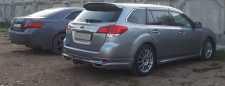 Subaru Legacy, 2010 год, 905 000 руб.