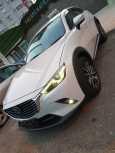 Mazda CX-3, 2016 год, 919 000 руб.