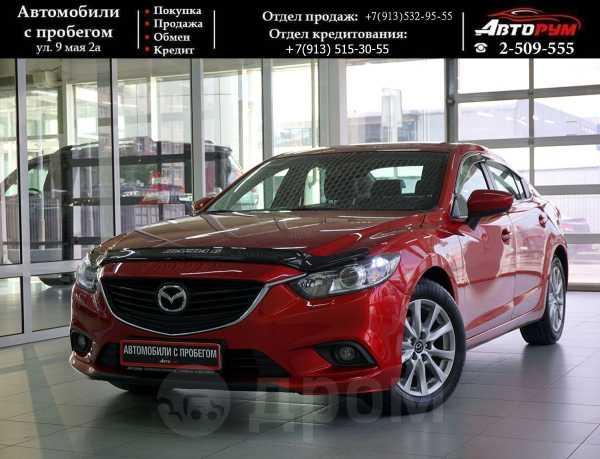 Mazda Mazda6, 2013 год, 997 000 руб.