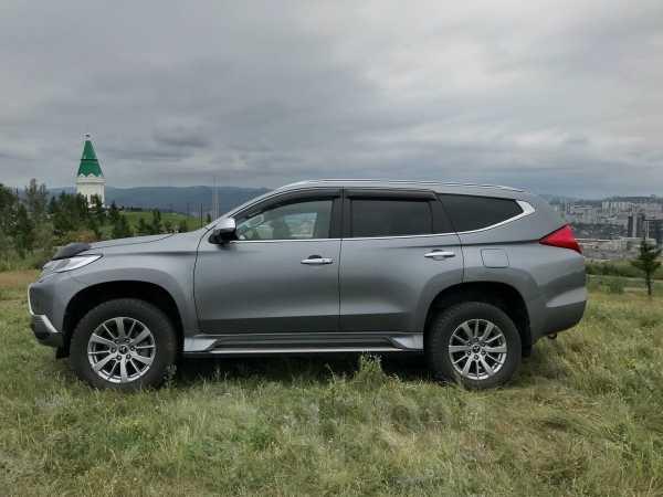 Mitsubishi Pajero Sport, 2017 год, 2 090 000 руб.
