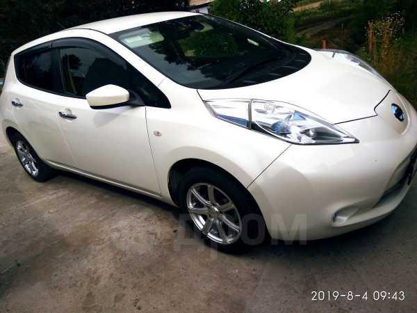 Nissan Leaf, 2016 год, 950 000 руб.