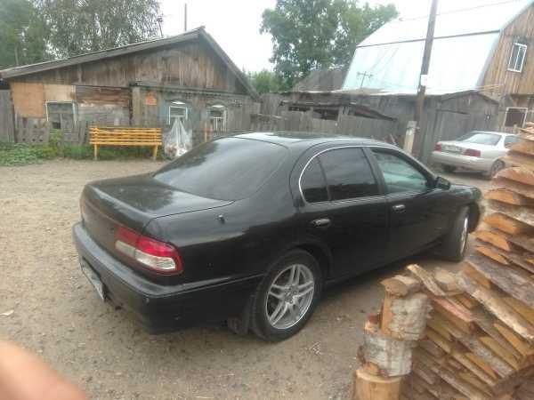 Nissan Maxima, 1996 год, 160 000 руб.
