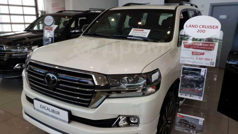 Toyota Land Cruiser, 2018 год, 5 300 000 руб.
