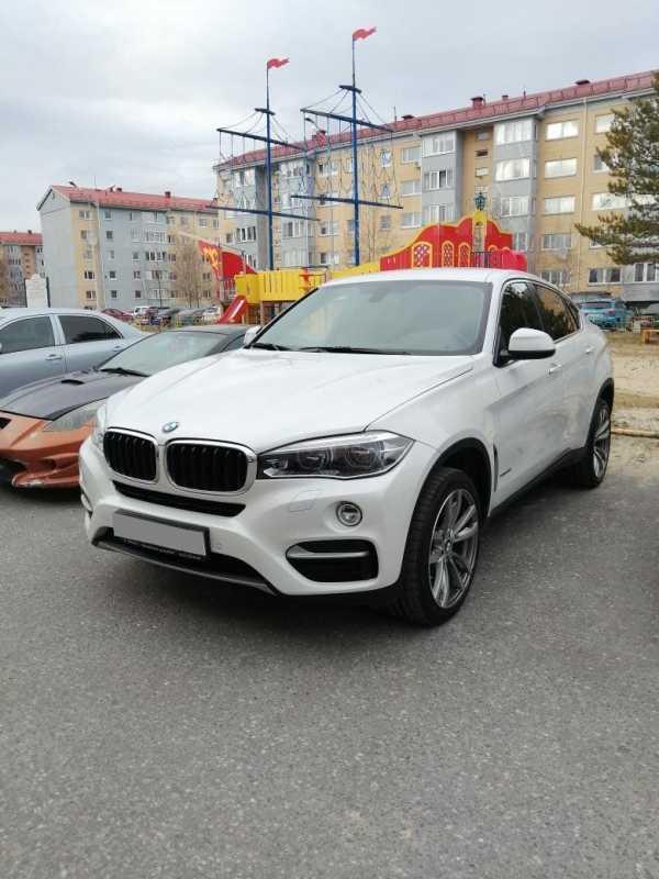BMW X6, 2017 год, 3 700 000 руб.