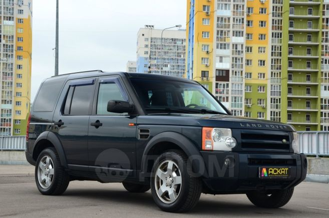 Land Rover Discovery, 2006 год, 605 000 руб.